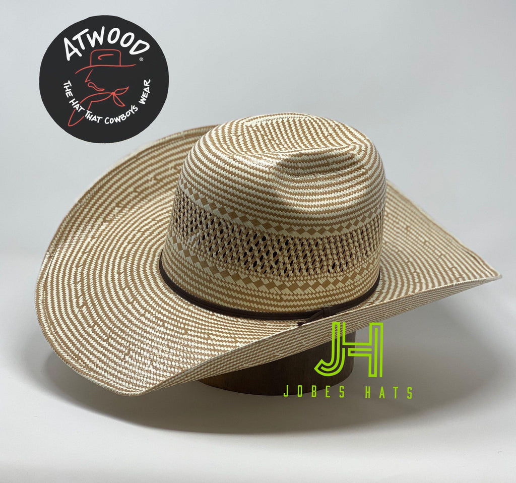 Atwood - Whiskey River Open Crown - Jobes Hats