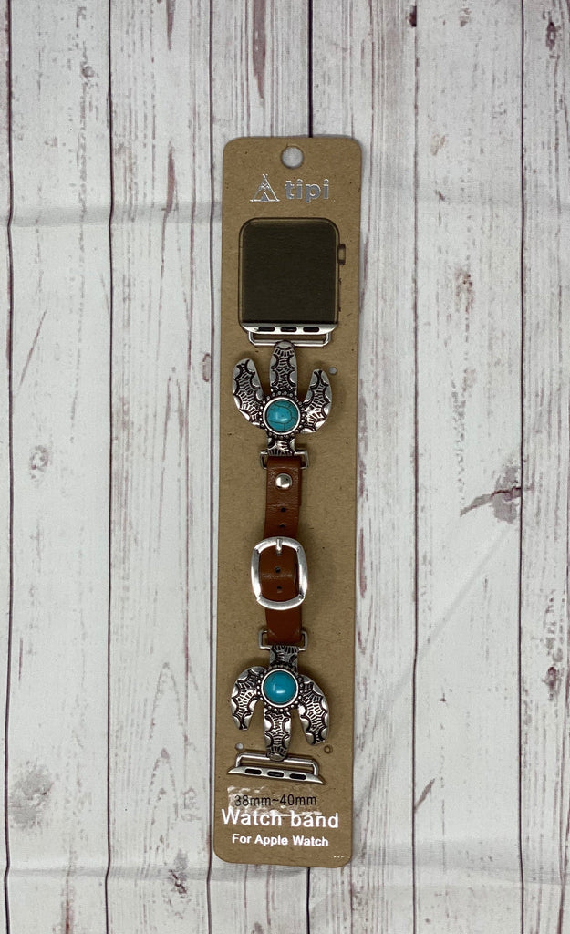 Jewelry Style Apple Watch Band Cactus Concho - Jobes Hats