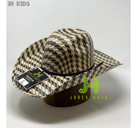 JH kids Straw hats- Blizzard - Jobes Hats