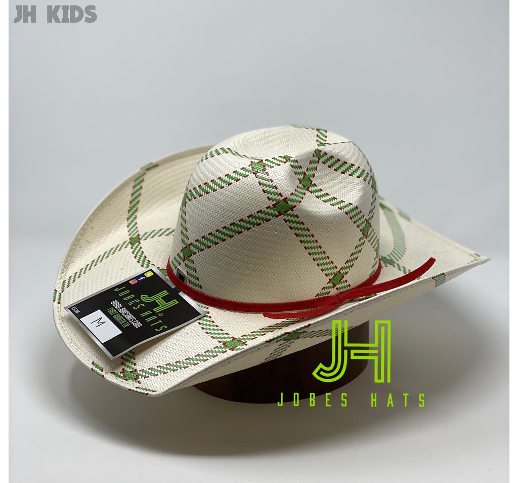 Jobe's Hats Kids Straw MX - Jobes Hats
