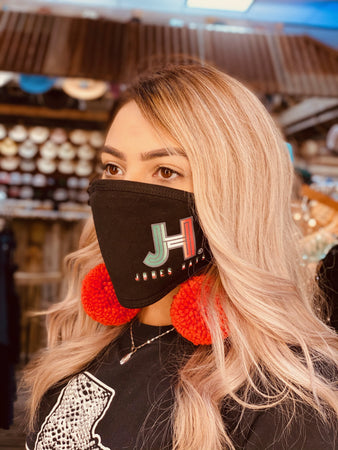 NEW! Jobes Hats Mexico Flag Face Mask - Jobes Hats