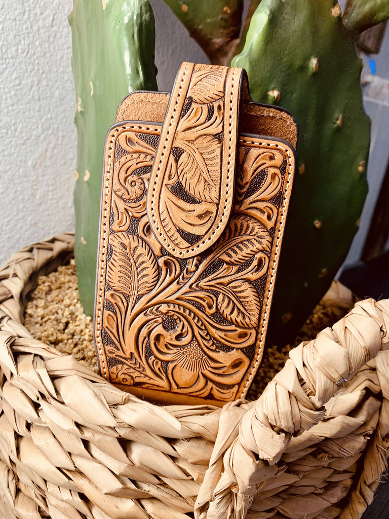 Nocona Mens Phone Case w/ 360 Belt Clip - Jobes Hats