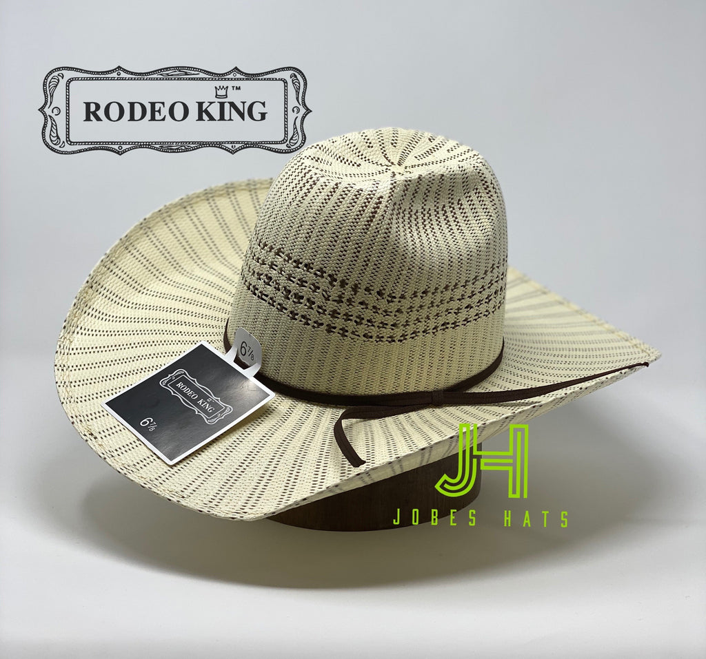 Rodeo King- open crown- Champ - Jobes Hats