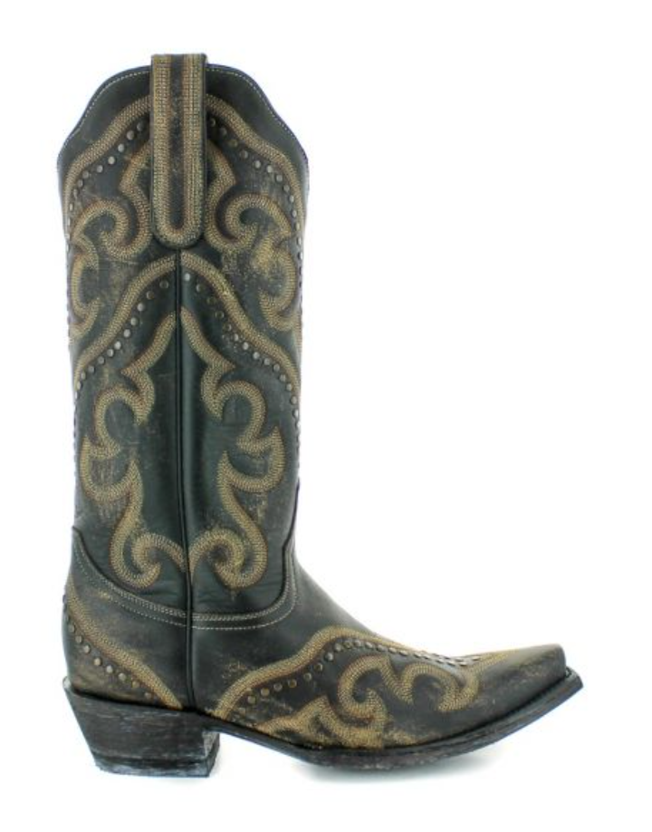 Woman Western Boots SHAY OLD GRINGO - Jobes Hats