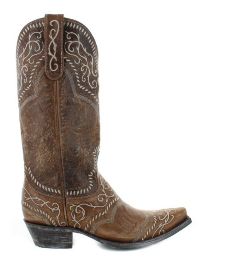 Woman Western Boots YIPPEE KI YAY BY OLD GRINGO - Jobes Hats