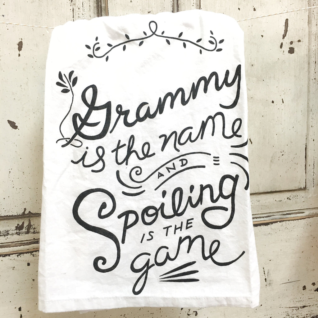Grammy is the Name Towel