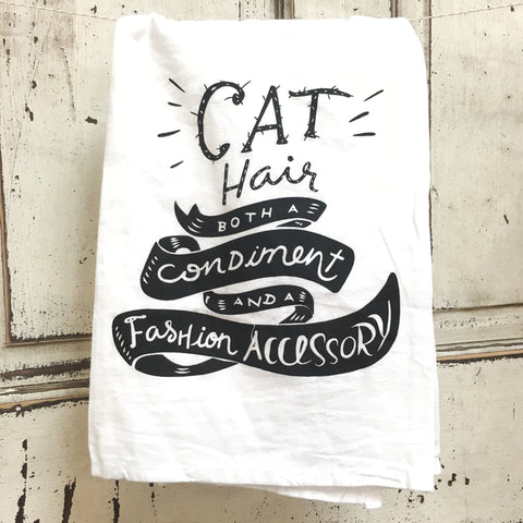 Cat Hair Towel