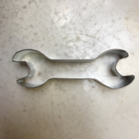 Wrench Cookie Cutter