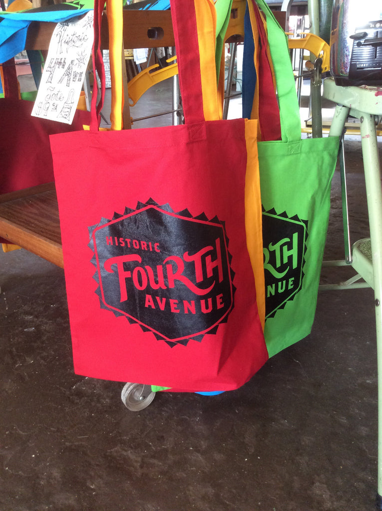 4th ave. tote