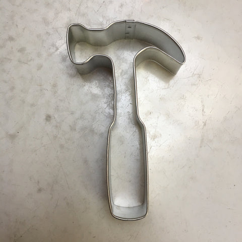 Hammer Cookie Cutter