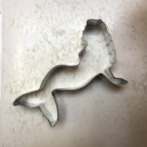 Mermaid Cookie Cutter