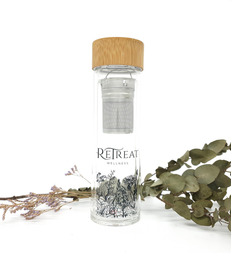 Retreat Tea Flask - 400ml