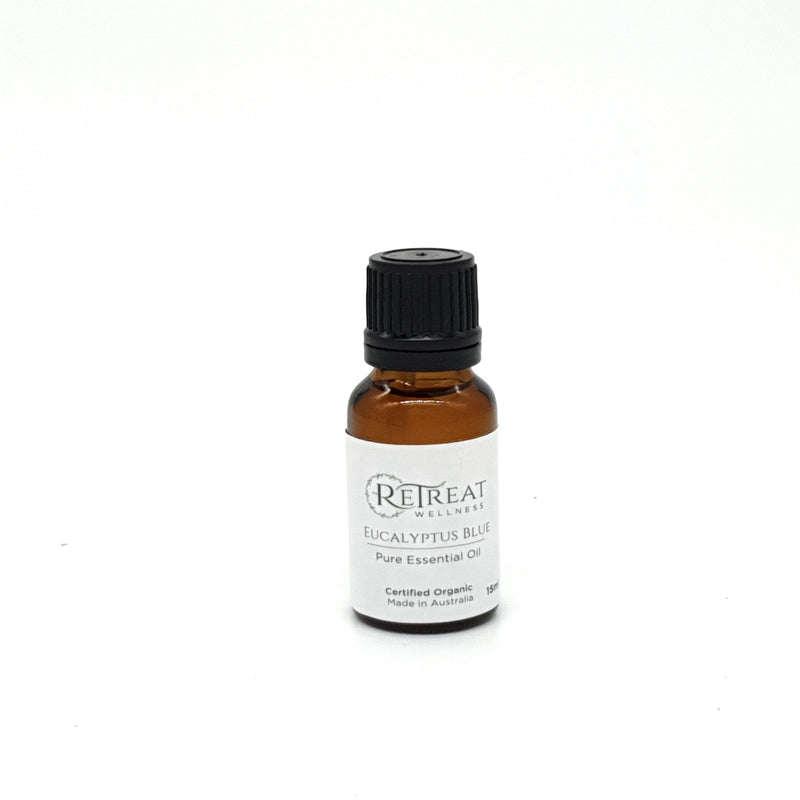 Eucalyptus Blue Essential Oil - Organic