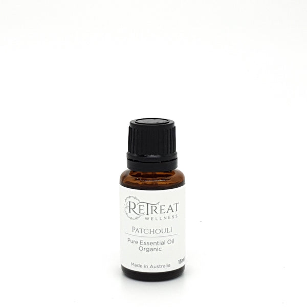Patchouli Essential Oil - Organic
