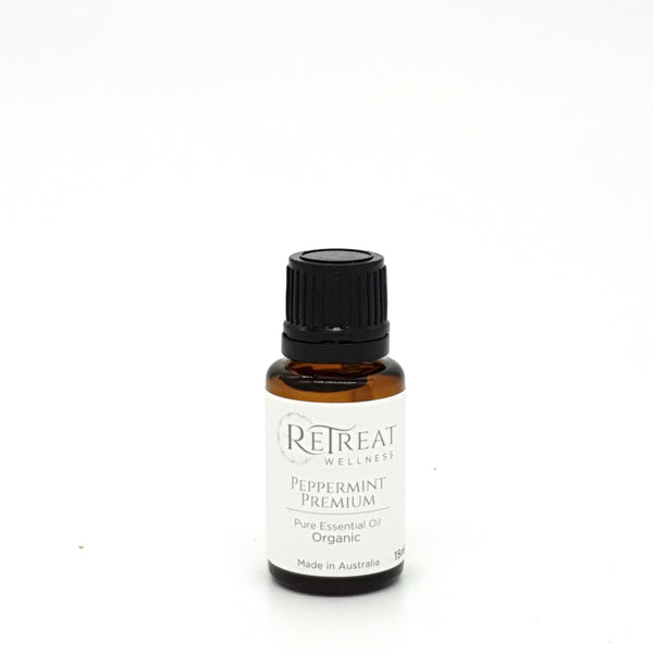 Peppermint Premium Essential Oil - Organic
