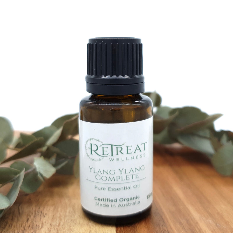 Ylang Ylang Complete Essential Oil - Organic