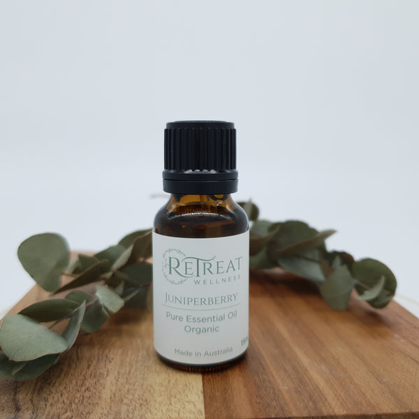 Juniper Berry Essential Oil - Organic