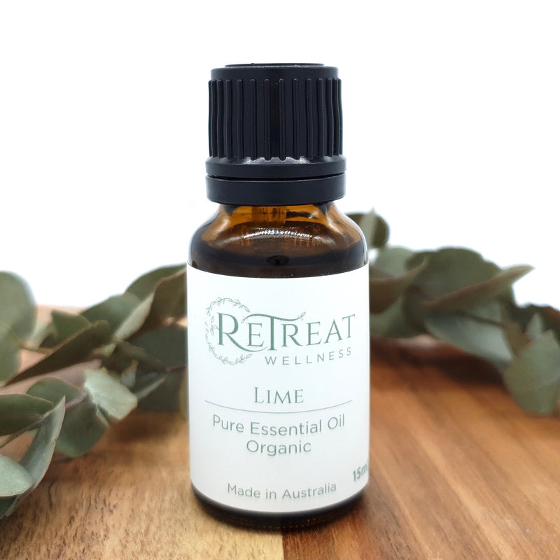 Lime Essential Oil - Organic