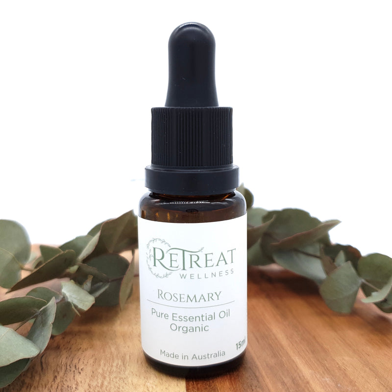 Rosemary Essential Oil - Organic