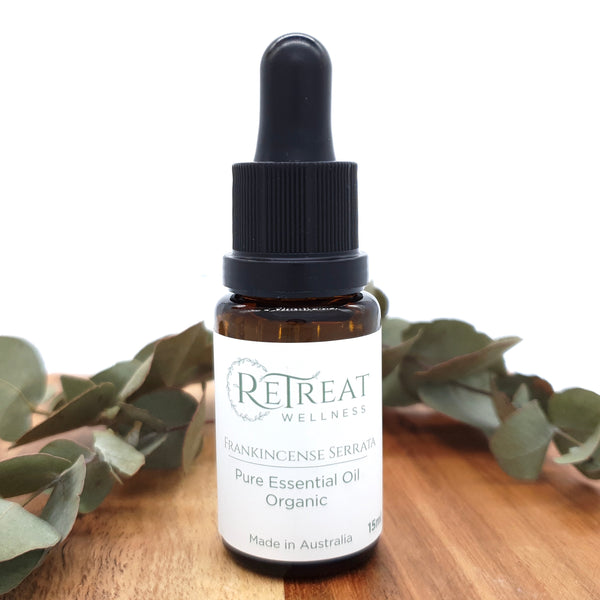 Frankincense Serrata Essential Oil - Organic