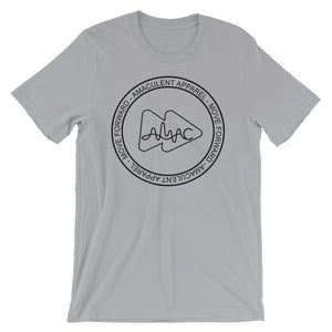 Amaculent Apparel Stamp Logo BLK Outline -  T Shirt - Multiple Colors - Amaculent Apparel
