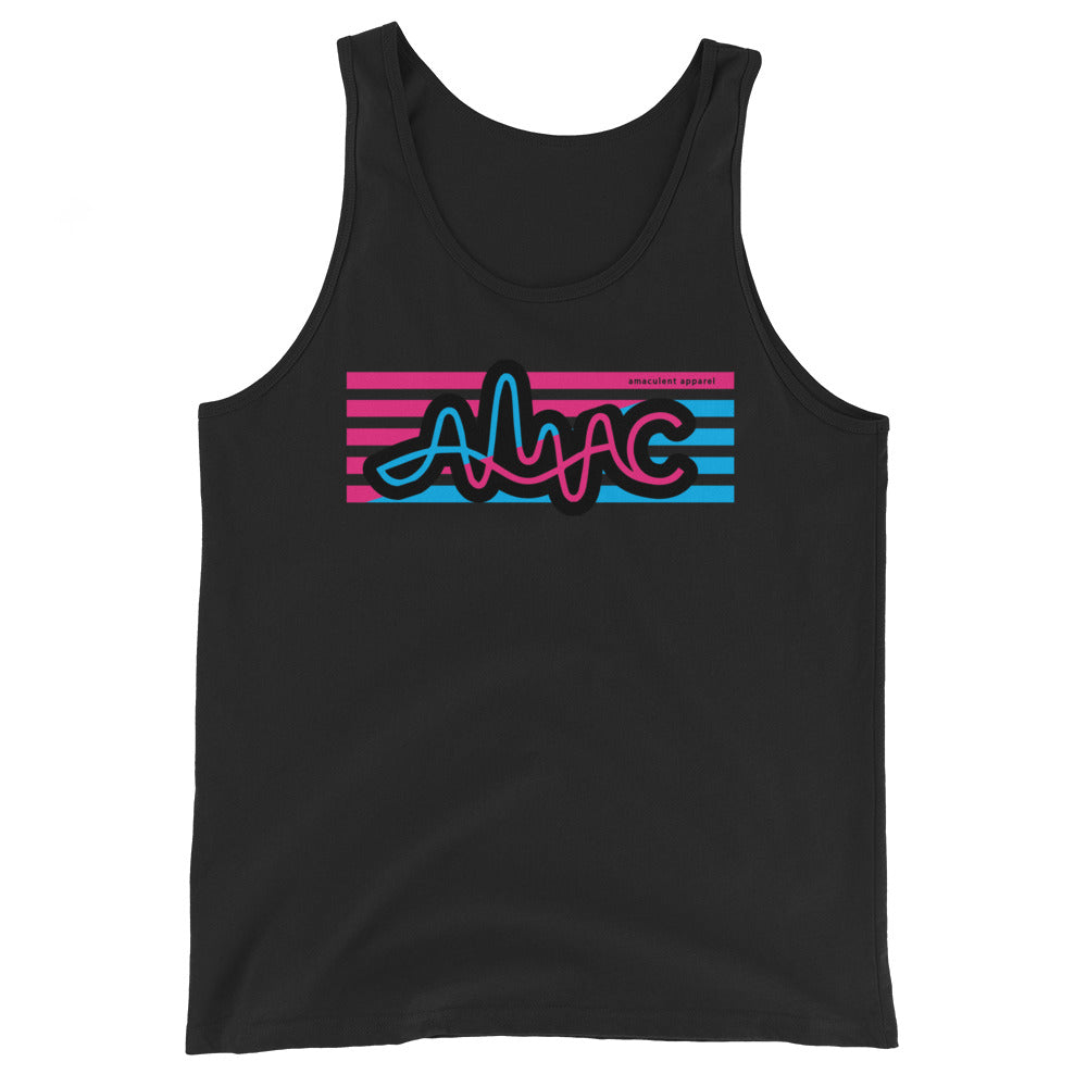 AMAC Flag - Tank Top - Amaculent Apparel