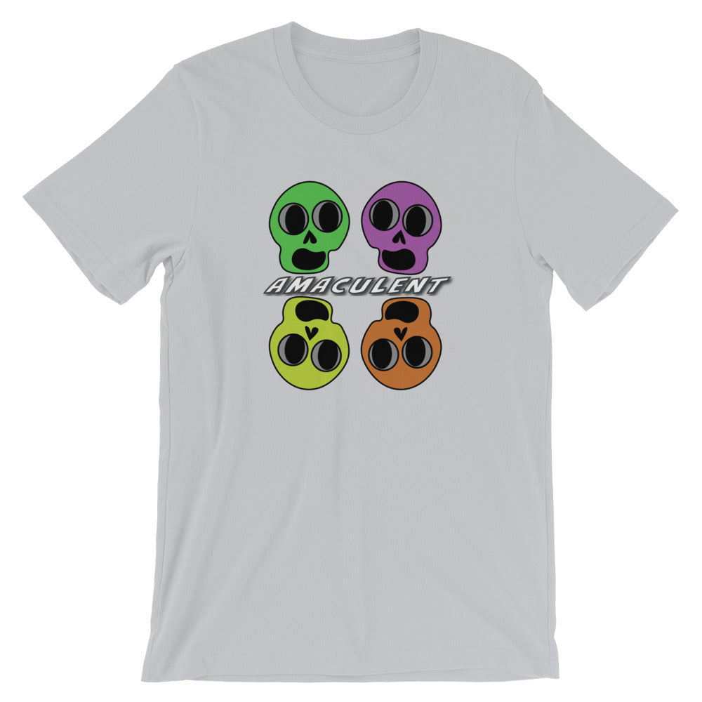 Area 51 Silver T Shirt Design - Amaculent Apparel - Amaculent Apparel