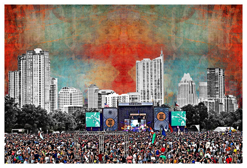 ACL - Music in the City 2 by Jake Bryer