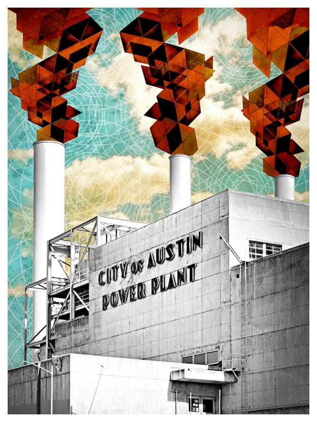 Austin Power Plant 7 by Jake Bryer
