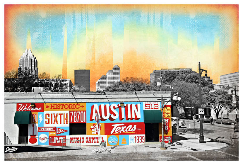 ATX Lovin 2 by Jake Bryer