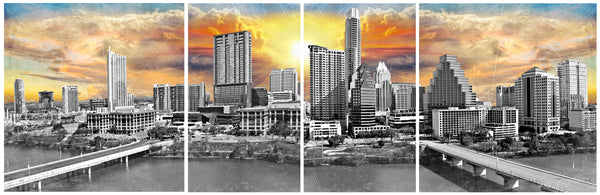 ATX Skyline Series by Jake Bryer