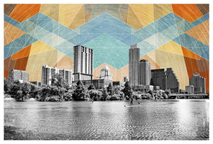 A Beautiful Day in Austin 2 by Jake Bryer