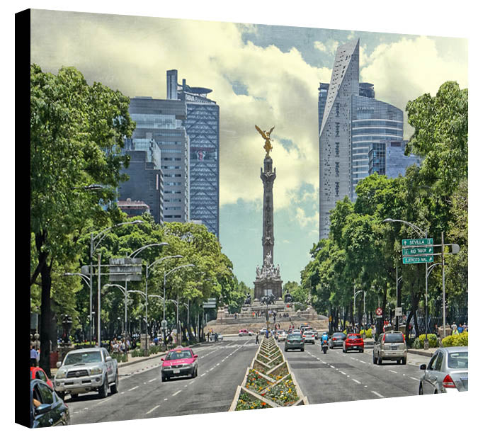 Angel of Independence Mexico City 2 - Jake Bryer