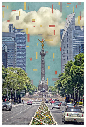 Angel of Independence Mexico City - Jake Bryer