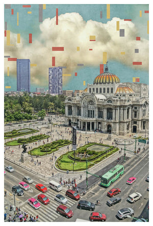 Art Museum Mexico City - Jake Bryer