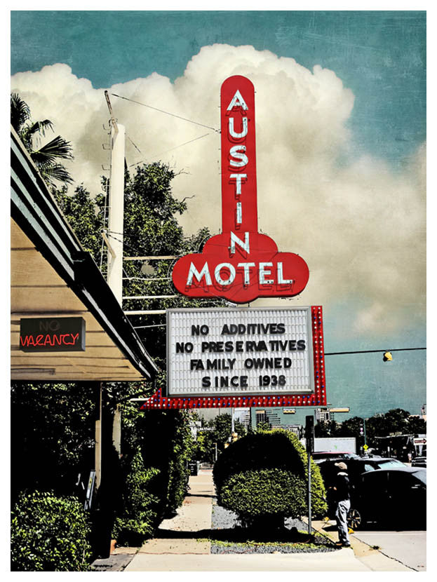Austin Motel 3 by Jake Bryer