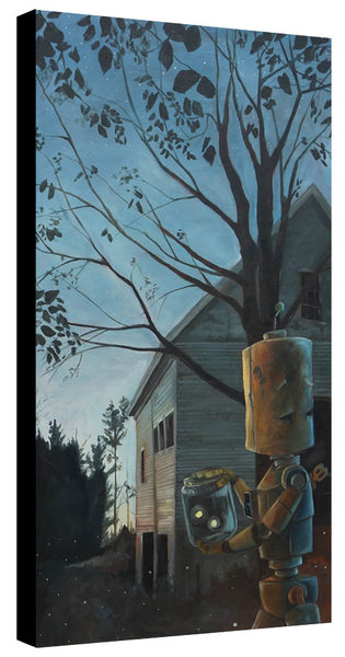 Barn Bot - Lauren Briere - Print
