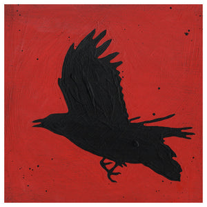 Birds of a Feather 9 - ORIGINAL - Joel Ganucheau