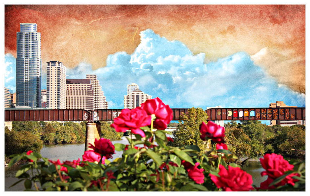 Blooming Bridges by Jake Bryer