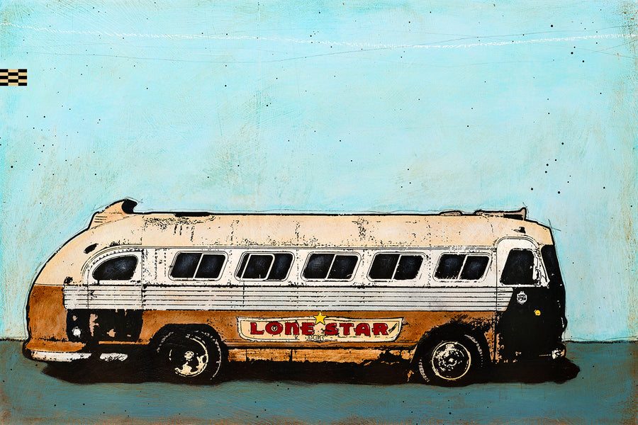 Broken Spoke Bus - Joel Ganucheau