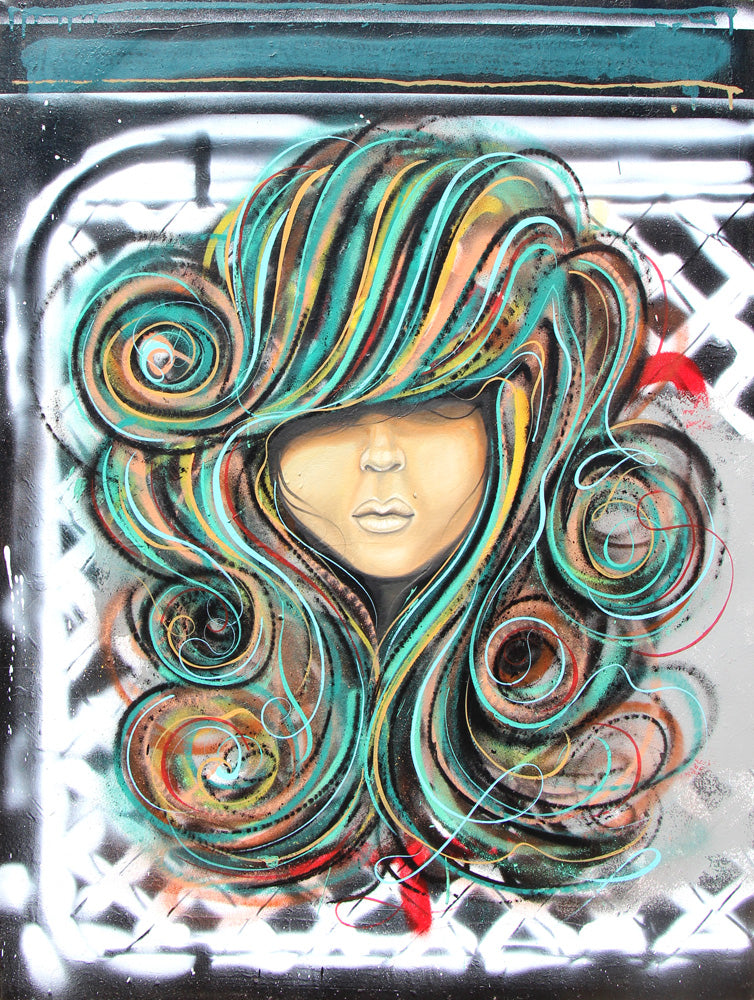 Cali Girl I - Jason Eatherly - 30x40""