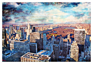 Central Park View by Jake Bryer