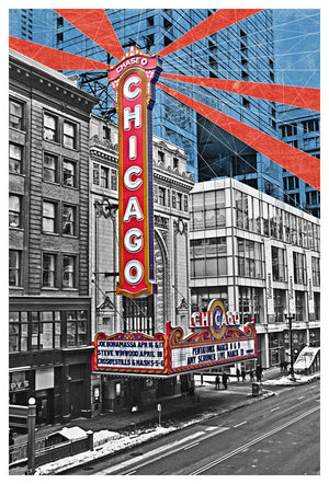 Chicago Theatre - Jake Bryer