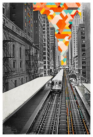 Chicago Transit - Jake Bryer
