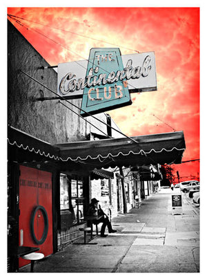 Continental Club 2 by Jake Bryer