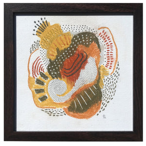 Cosmic Safari- Savannalore - 8x8""