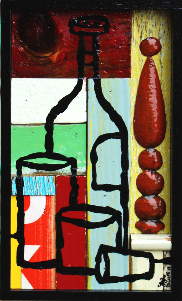 Drinks in the Study - Brian Phillips - 4.25x7.25""