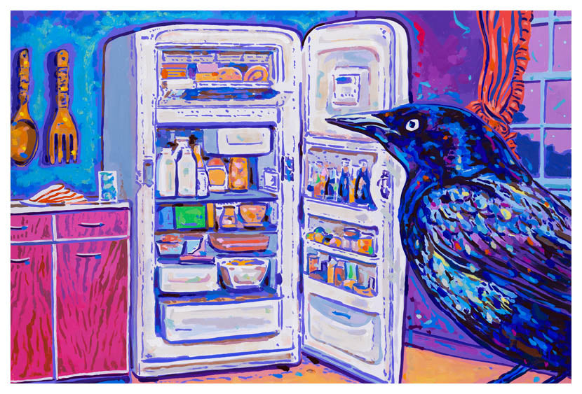Fridge - Rory Skagen