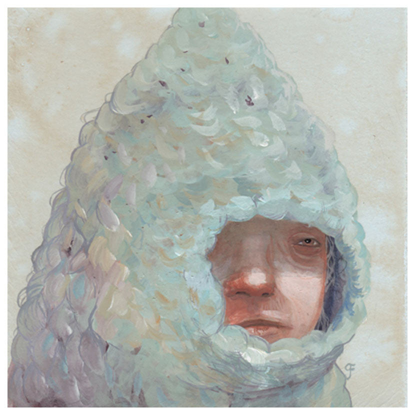 Cocooned I - Graham Franciose - 8x8""