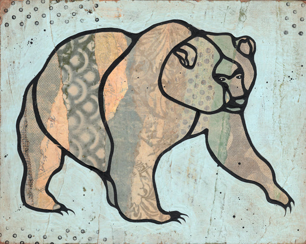 Graceful Grizzly - Joel Ganucheau